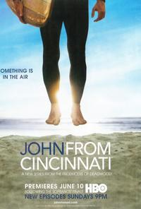 John From Cincinnati (TV) - 27 x 40 TV Poster - Style C