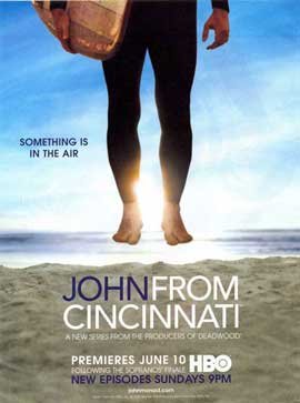 John From Cincinnati (TV) - 11 x 17 TV Poster - Style C