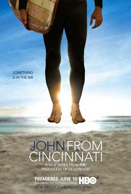 John From Cincinnati (TV) - 11 x 17 TV Poster - Style B