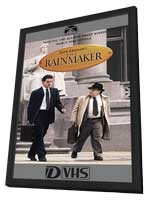 John Grisham's The Rainmaker - 11 x 17 Movie Poster - Style C - in Deluxe Wood Frame
