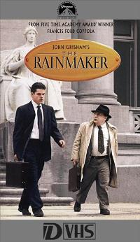 John Grisham's The Rainmaker - 11 x 17 Movie Poster - Style C