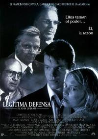 John Grisham's The Rainmaker - 11 x 17 Movie Poster - Spanish Style A