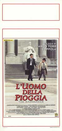 John Grisham's The Rainmaker - 13 x 28 Movie Poster - Italian Style A