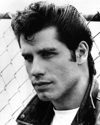 John Travolta - Celebrity Photos - 8 x 10 B&W Photo #1
