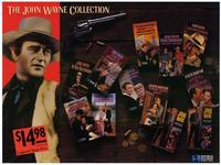 John Wayne Collection - 27 x 40 Movie Poster - Style A