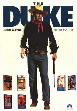 John Wayne - 11 x 17 Movie Poster - Style A