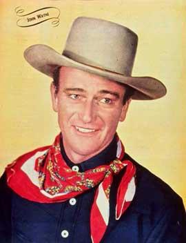 John Wayne - 11 x 14 Movie Poster - Style A