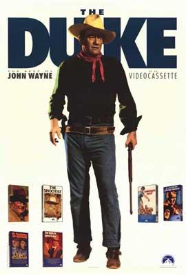 John Wayne - 27 x 40 Movie Poster - Style A