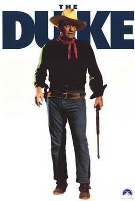 John Wayne - 27 x 40 Movie Poster - Style B