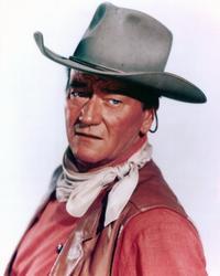 John Wayne - 8 x 10 Color Photo #1
