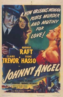Johnny Angel - 11 x 17 Movie Poster - Style A