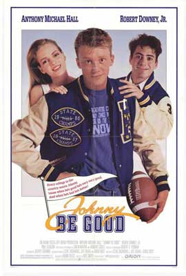 Johnny Be Good - 27 x 40 Movie Poster - Style A