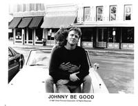 Johnny Be Good - 8 x 10 B&W Photo #1