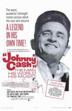 Johnny Cash - 11 x 17 Movie Poster - Style A
