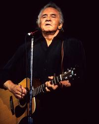 Johnny Cash - 8 x 10 Color Photo #1