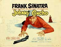 Johnny Concho - 11 x 17 Movie Poster - Style A