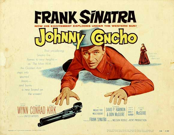 Johnny Concho movie