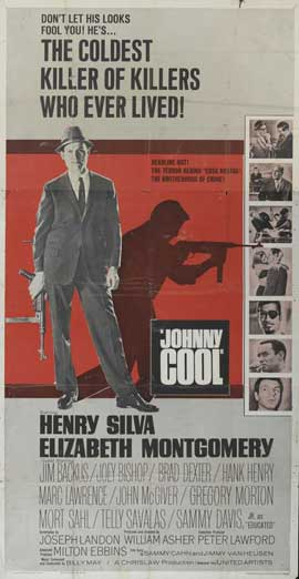 Johnny Cool - 11 x 17 Movie Poster - Style C