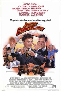 Johnny Dangerously - 27 x 40 Movie Poster - Style A