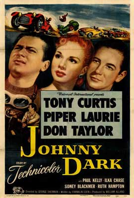 Johnny Dark - 27 x 40 Movie Poster - Style A