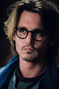 Johnny Depp - 8 x 10 Color Photo #5