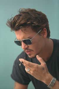 Johnny Depp - 8 x 10 Color Photo #59