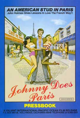 Johnny Does Paris - 27 x 40 Movie Poster - Style A