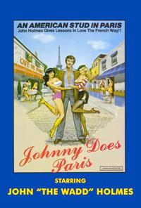 Johnny Does Paris - 43 x 62 Movie Poster - Bus Shelter Style A