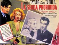 Johnny Eager - 27 x 40 Movie Poster - Spanish Style C