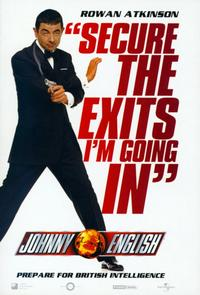 Johnny English - 11 x 17 Movie Poster - Style B
