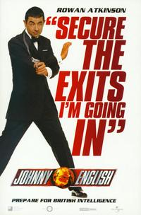 Johnny English - 27 x 40 Movie Poster - Style B