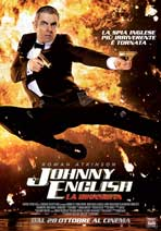 Johnny English Reborn - 11 x 17 Movie Poster - Italian Style A