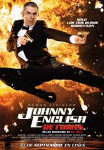 Johnny English Reborn - 43 x 62 Movie Poster - Spanish Style B