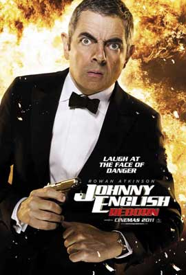 Johnny English Reborn - 11 x 17 Movie Poster - Style A
