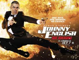 Johnny English Reborn - 11 x 17 Movie Poster - UK Style A