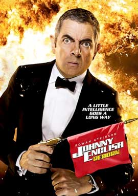 Johnny English Reborn - 11 x 17 Movie Poster - Style C