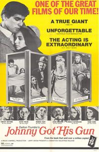 Johnny Got His Gun - 43 x 62 Movie Poster - Bus Shelter Style A