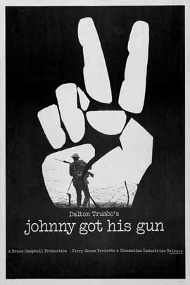 Johnny Got His Gun - 27 x 40 Movie Poster - Style B