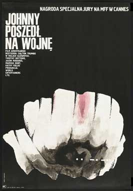 Johnny Got His Gun - 27 x 40 Movie Poster - Polish Style A