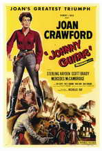 Johnny Guitar - 27 x 40 Movie Poster - Style A