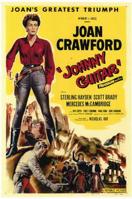 Johnny Guitar - 11 x 17 Movie Poster - Style A