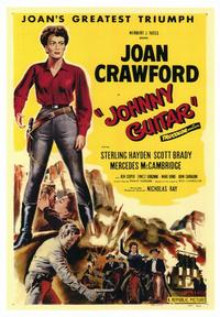Johnny Guitar - 43 x 62 Movie Poster - Bus Shelter Style A