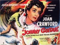 Johnny Guitar - 22 x 28 Movie Poster - Half Sheet Style B