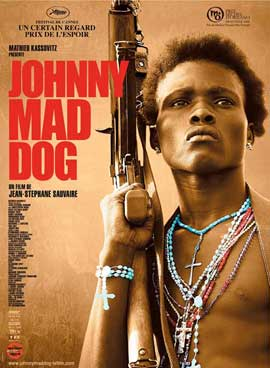 Johnny Mad Dog - 11 x 17 Movie Poster - French Style A