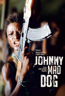 Johnny Mad Dog - 27 x 40 Movie Poster - UK Style B
