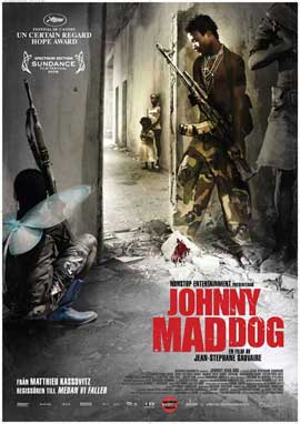 Johnny Mad Dog - 11 x 17 Movie Poster - Swedish Style A