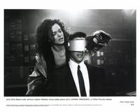 Johnny Mnemonic - 8 x 10 B&W Photo #10
