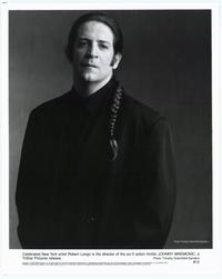 Johnny Mnemonic - 8 x 10 B&W Photo #14