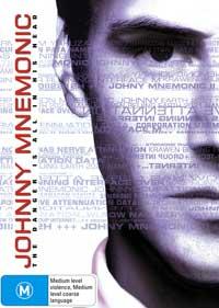 Johnny Mnemonic - 11 x 17 Movie Poster - Australian Style A
