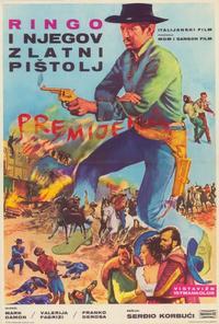 Johnny Oro - 27 x 40 Movie Poster - Italian Style A